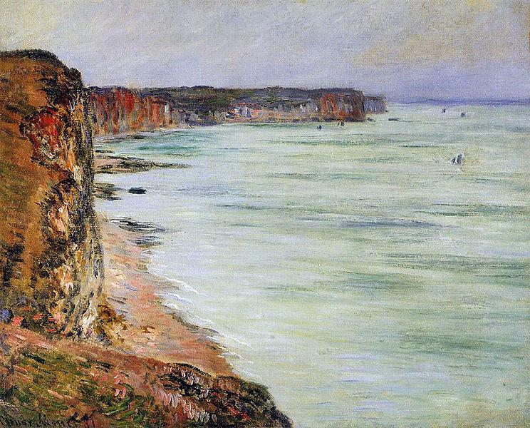 File:Claude Monet - Temps calme Pourville.jpg