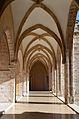 Claustre gòtic, convent del Carme, València.JPG