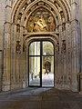 Claustro de la Catedral de Segovia. Puerta.jpg