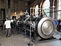 Coal mine Waltrop steam winding engine.jpg