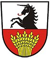Coat of Arms of Nimpšov, Třebíč District.jpg