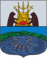 Coat of Arms of Padansk (Novgorod oblast) (1781).png