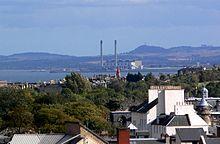 La centrale di Cockenzie vicino a Edimburgo
