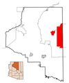 Coconino County Hopi reservation.PNG