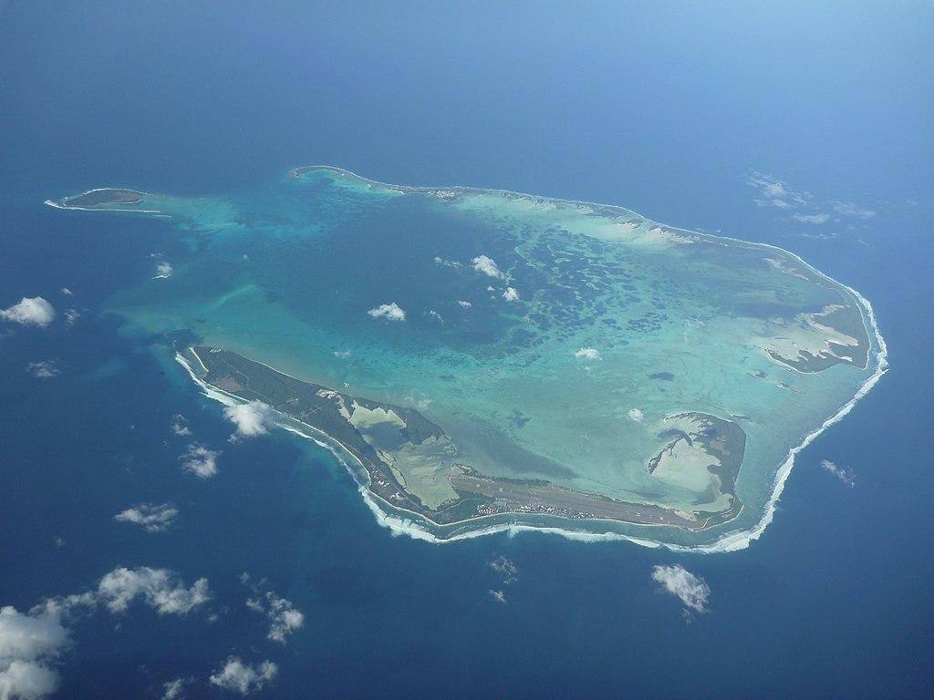 Cocos Island Atoll