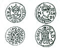 Coins of Henry II Holy Roman Emperor.jpg