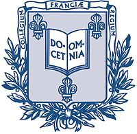 Seal of the Collège de France