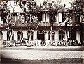 Collectie NMvWereldculturen, TM-60004998, Foto, 'Het consulaat van de Vrije Hanzestad Bremen aan de Kali Besar, Batavia', fotograaf toegeschreven aan Woodbury & Page, 1857-1872.jpg