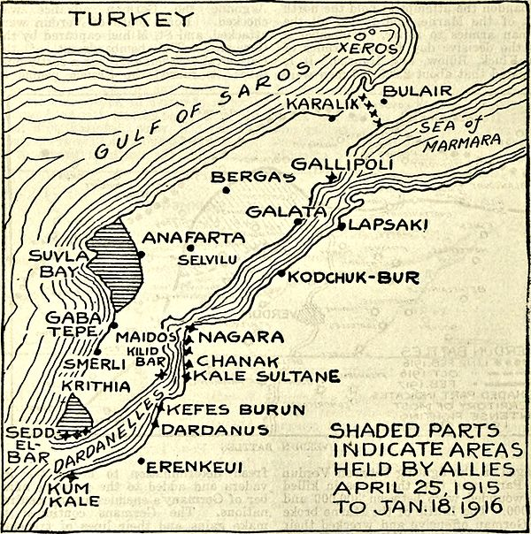 Collier's 1921 World War - War zone at the Dardanelles.jpg