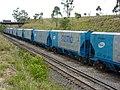 Comboio que passava sentido Guaianã pelo pátio de cruzamento Convenção em Itu - Variante Boa Vista-Guaianã km 194 - panoramio.jpg