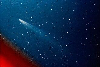 Comet Kohoutek - Image: Comet Kohoutek (S74 17688)