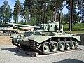 Comet MK I Model B Parola tank museum.jpg