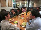 Community Engagement Team - Wikimedia - December 2013 - Photo 06.jpg
