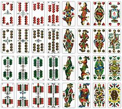 printable deck of cards