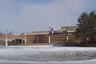 USA Hockey Arena - Image: Compuware arena