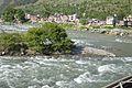 Confluence - River Beas and River Parvati - Bhuntar - Kullu - 2014-05-09 2165.JPG