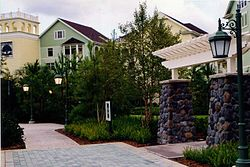 Congress Park, Disney's Saratoga Springs Resort and Spa.jpg