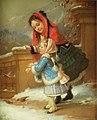 Constant-Joseph Brochart Zwei Mädchen beim Taubenfüttern.jpg