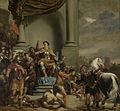 Consul Titus Manlius Torquatus laat zijn zoon onthoofden Rijksmuseum SK-A-613.jpeg