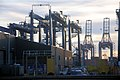 Container cranes at Felixstowe port - geograph.org.uk - 1070156.jpg