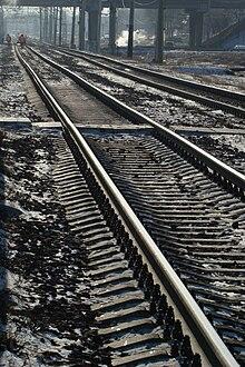 Rail stressing - Wikipedia