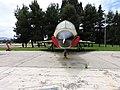Convair TF-102 Delta Dagger trainer aircraft - Αεριωθούμενο εκπαιδευτικό αεροσκάφος (26429126873).jpg