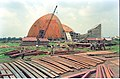 Convention Centre under Construction - Science City - Calcutta 1995-June-July 158.JPG