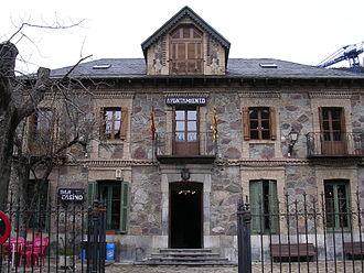 Sallent de Gállego - Image: Conzello de Sallen de Galligo