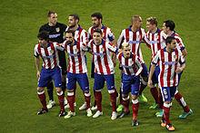 Terza Maglia Atlético de Madrid Francisco Montero