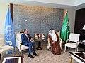 Cornel Feruta & HE Dr. Ibrahim Alassaf (01890374) (48798118112).jpg
