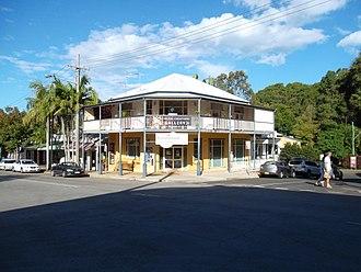 Bangalow - Image: Corner store, Byron Street, Bangalow NSW 2014
