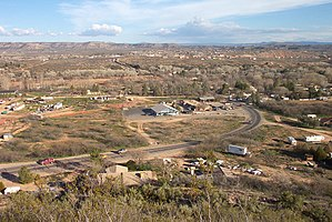 Cornville, Arizona - Cornville in 2005