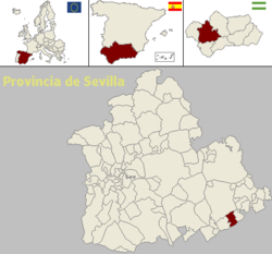 Cinemas in Los Corrales, Sevilla and around (25 km)
