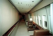 Corridor on Air Force One
