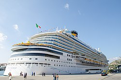 Costa Diadema docked at Dubrovnik.jpg