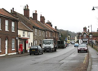 Trowse Human settlement in England