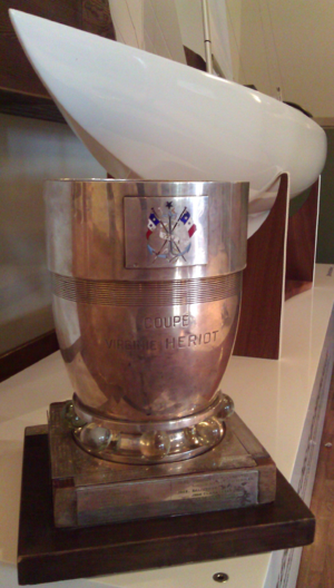 Virginie Hériot - Coupe Virginie Hériot