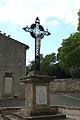 Cournonsec croix 1833.jpg