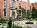 Courtyard and fountain in Dunham Massey Hall - geograph.org.uk - 1378677.jpg