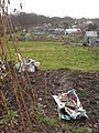 Craggwood Allotments in winter - geograph.org.uk - 645506.jpg