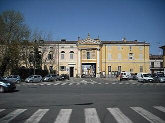 Crevalcore - Image: Crevalcore Porta Bologna