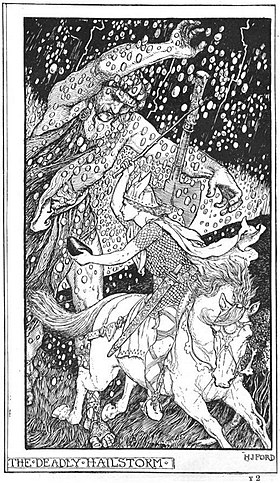 Crimson Fairy Book-The Horse Gullfaxi and Sword Gunnfoder2-Deadly Hailstorm.jpg