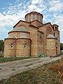 Crkva Svetih mučenica Vere, Nade, Ljubavi i mati im Sofije, Zemun 02.jpg