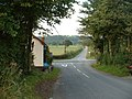 Crossroads and Tollgate Cottage - geograph.org.uk - 573700.jpg