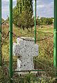 Cruce de hotar sat Plevna.jpg