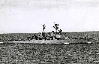 HSwMS Göta Lejon - HSwMS Göta Lejon in 1958