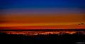 Cuxhaven Sahlenburger Strand, Sonnenuntergang im Wattenmeer (12771646674).jpg