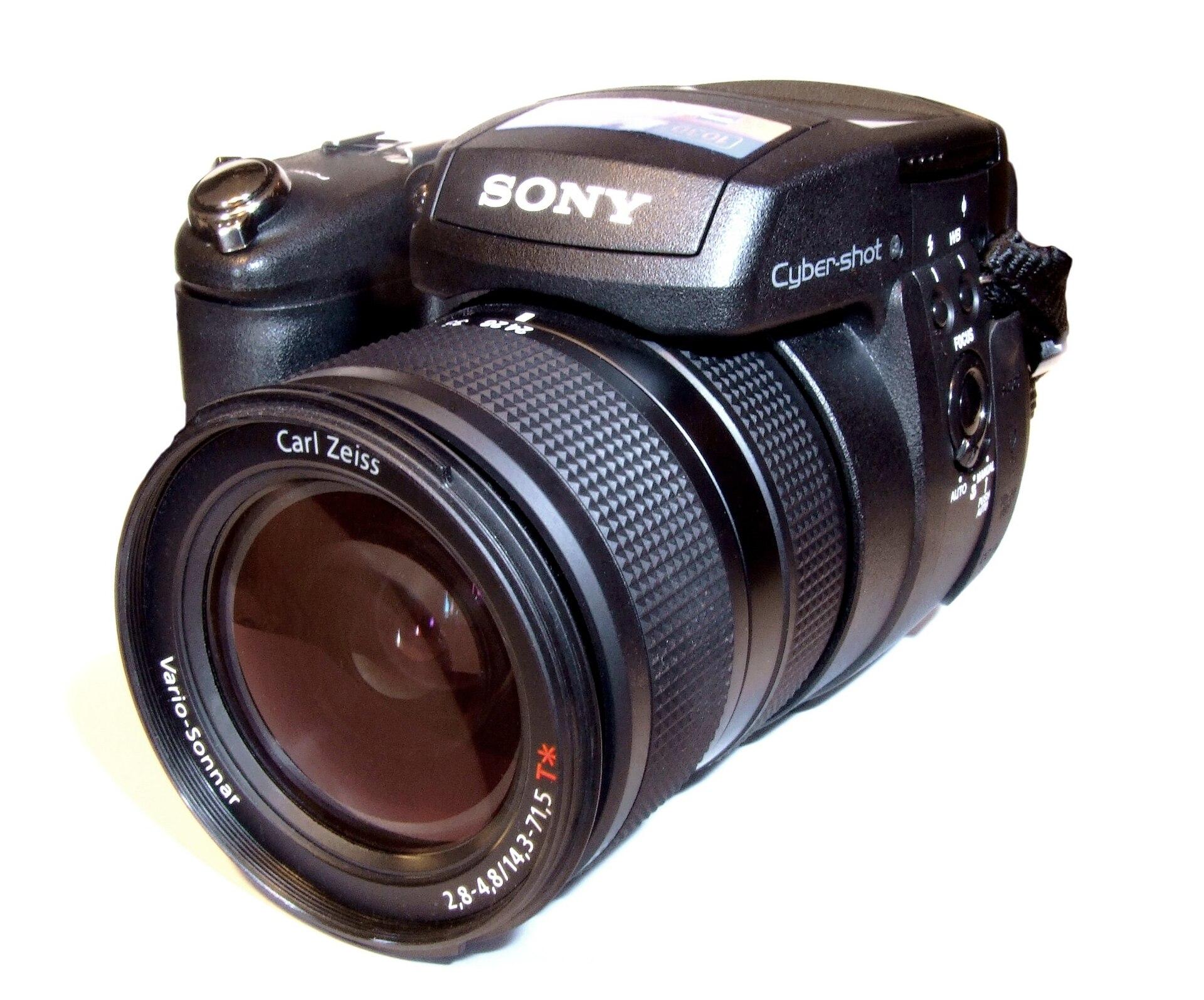 Sony Cyber Shot Dsc R1 Wikipedia