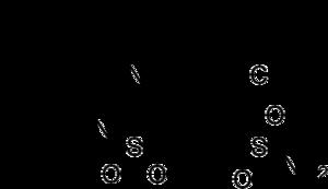 Cyclothiazide - Image: Cyclothiazide