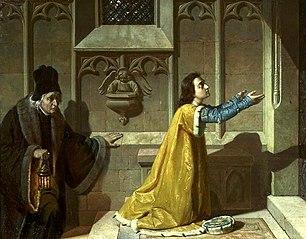 Długosz and Saint Casimir.